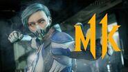 Mortal Kombat 11 - Official Frost Reveal Trailer