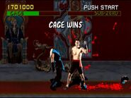 Mortal Kombat 1 XBOX (MK- Deception Bonus Disc) - Johnny Cage Playthrough