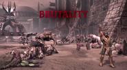 Stage Brutality Grandma Outworld Market MKX