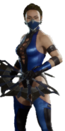 Kitana Skin - Sole Survivor