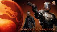 Mortal Kombat 11 Aftermath – RoboCop vs