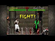 Mortal Kombat 1 - Reptile Fights (XBOX, PSP, PS3, XBOX 360)