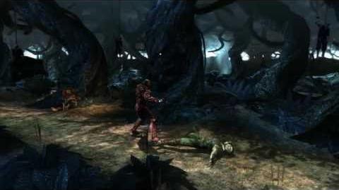 Mortal Kombat - Evironment Bio 02 - The Living Forest