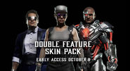 MK11 Double Feature Skin Pack