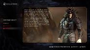 Shinnok Samurai Alternate Costume