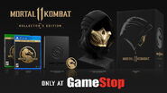 Mk 11 Mortal Kombat 11 Kollector's Edition