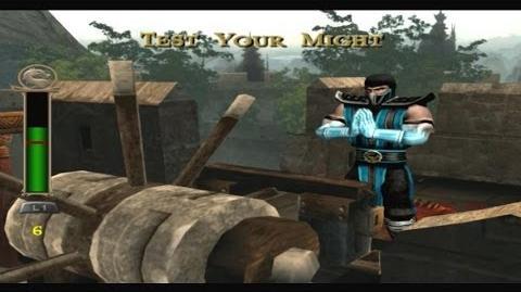 Mortal Kombat Shaolin Monks (PS2) - Walkthrough Pt