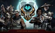 Kombat League - Season of Time Skins