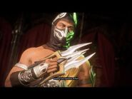 Mortal Kombat 11 Ultimate - Rain- Eye-Solated Fatality