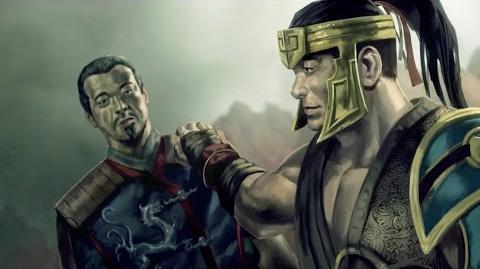Mortal Kombat X - Kung Lao's Ending