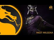 Mortal Kombat 11 Ultimate - Meet Mileena