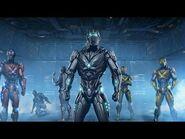 Mortal Kombat X - Triborg's Ending