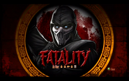 MK9 - Noob Saibot's Fatality