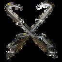 30. Twin Scissors of Doom