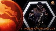 11 Hours of Epic Jax Guy
