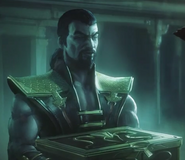 Shang Tsung - Erron Black Ending MKX