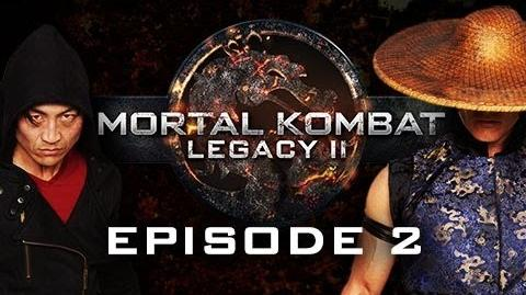Mortal Kombat Legacy II - Episode 2