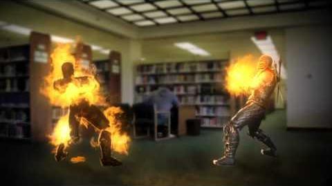 Mortal Kombat Playstation Vita Announce Trailer
