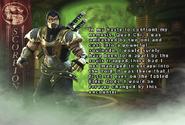 Scorpion. MKD bio 1