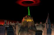 Destruction of Shao Kahn's Fortress