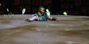 Cyrax at test your balance2