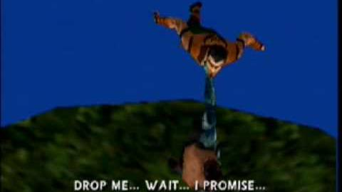 Mortal Kombat 4 - Jax Ending - N64