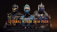 Eternal Klash Skin Pack