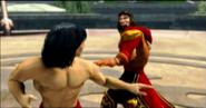 Liu Kang vs Shang Tsung
