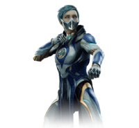 MK11 Frost render