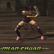 MKD Mileena Main Chuan style