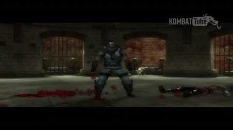 MK SM Boss Fatality Kano