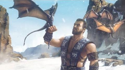 Mortal Kombat X - Sub-Zero's Ending