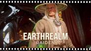 Earthrealm Raiden