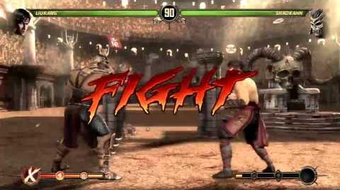 HOW_TO_DEFEAT_SHAO_KAHN!_with_Ryan_Beastxcore_(Mortal_Kombat_9_Live_Gameplay_Commentary)