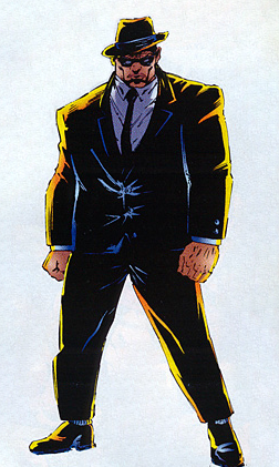 Bo (Comic Book Character)
