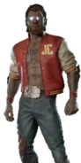 Johnny Cage Skin - Beast Within