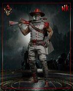 Kombat League Erron Black Season of Blood Skin 2