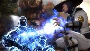 Raiden Heals Jax