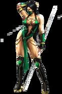 Jade in Mortal Kombat 9