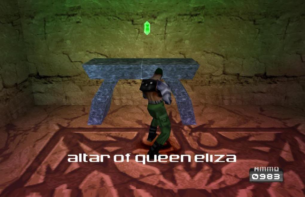 Queen Eliza