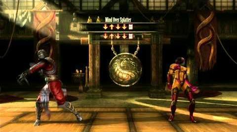 Mortal Kombat 9 - Ermac Fatality 1 HD