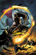 MORTAL KOMBAT X ISSUE 8 COVER