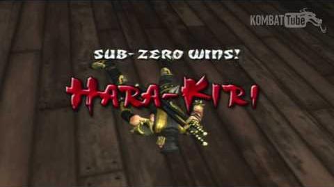 MK-D Hara-Kiri- SCORPION
