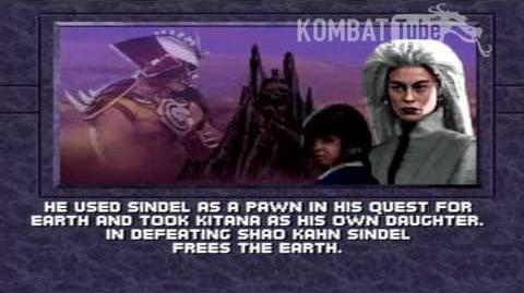 MK III Ending SINDEL