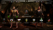 MKX test your luck