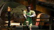 Mortal Kombat X Test Your Might Object - Tarkatan Skull