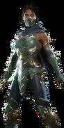 Jade Skin - Born-Again Assassin