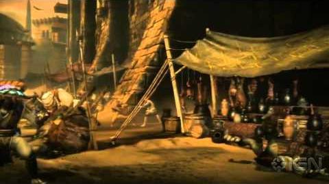 Mortal Kombat X - Raiden Revealed