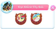 Hope Hollow City Hall Residents