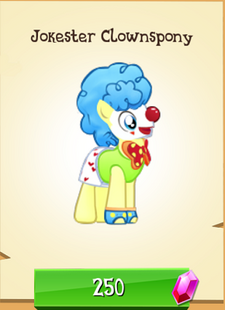 Jokester Clownspony Store Unlocked.png